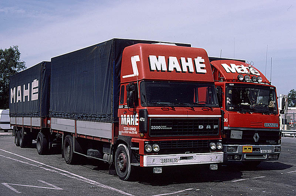 DAF-3300 MAHE (F)