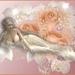 Rusten tussen de rozen