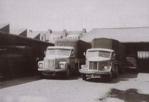 Scania en Kromhout