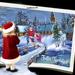Uitkader kerstmis
