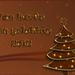 kerstboom met sterrekes