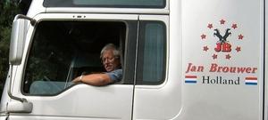 Chauffeur; Joris Smits