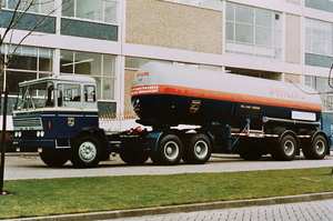 DAF-2600 PHILIPS EINDHOVEN (NL)