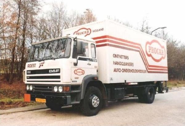 DAF-1700 v ROEST SOEST  (NL)