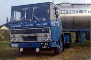 DAF-2600 BRUFURST RHOON (NL)
