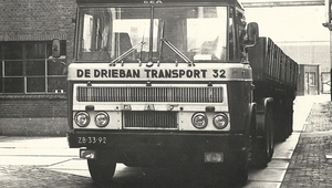 DAF-2600 DE DRIEBAN TRANSPORT HEM (NL)