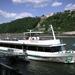 Onze boot voor de tocht op de Rijn
