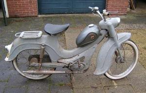 Magneet B50 1957