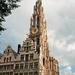 OLV toren aan Grote Markt