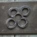 Geheimzinnig teken, poort St Jacobskerk