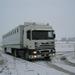 BB-SX-23 in de sneeuw in Zweden 10-3-2005