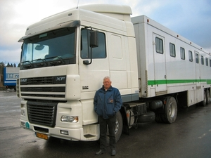 BP-SH-07  Chauffeur; Joris Smits
