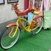 Kleurrijke fiets, Melkmarkt