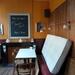 Interieur 1ste verdiep cafe bij Den Dries