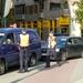 Politie kontrole St Jacobsmarkt