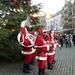 Kerstmis straatband