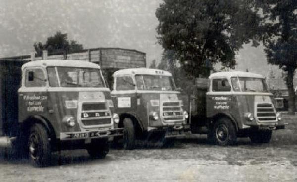 Meulman  wagenpark 1968