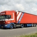 Scania + Huif Trailer