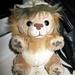 Mascotte Lionke