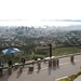 Zicht op Kaapstad vanaf Tafelbergkabelbaan