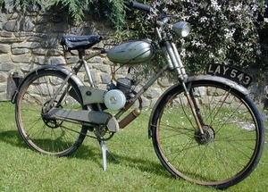 Philips Motorizes 1952