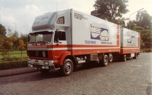 MERCEDES-BENZ-2228 LamersTransport Bemmel (NL)