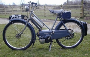 Raleigh RM1 1959