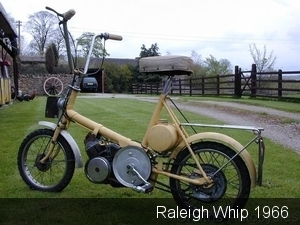 Raleigh Whip 1966