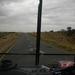 Onderweg even asfalt