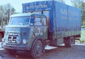 DAF-1600 KALF-TRANS WESTZAAN (NL)