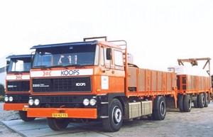 DAF-3300 KOOPS BUNSCHOTEN (NL)