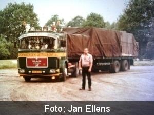 Chauffeur; Maarten Ellens