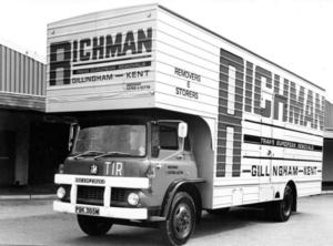 BEDFORD RICHMAN GILLINGHAM-KENT (GB)