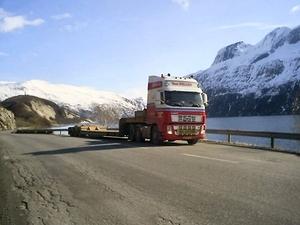 Omgeving Alesund Noorwegen