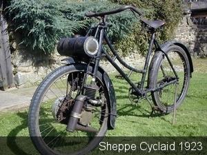Sheppe Cyclaid 1923