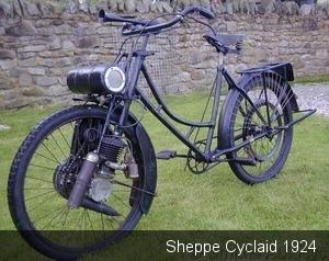 Sheppe Cyclaid 1924