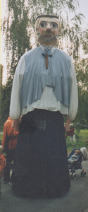1350 Noduwez - Léopold le vî Técheu