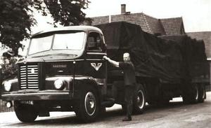 Chauffeur; C. Everardus