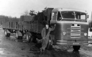 Chauffeur; F. Koster