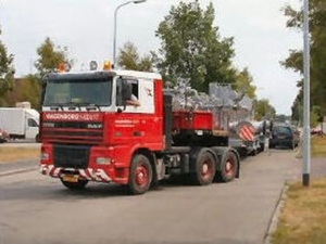DAF Zwaar transport