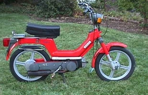 Vespa 1980