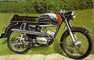 Victoria Kavalier TS SUPER 1966