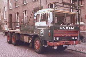 DAF-2600 NIJDAM GRONINGEN