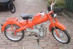 Motom 4 takt 1958
