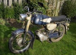 SIS. met Sachs motor 1967