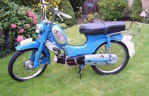 Honda C310   1965