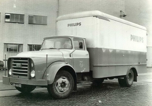 DAF-TORPEDO PHILIPS EINDHOVEN (NL)