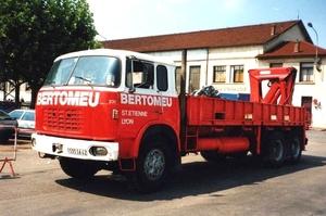 BERLIET BERTOMEU ST.ETIENNE/LYON (F)