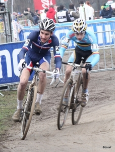 WK cyclocross Koksijde juniors en beloften  28-1-2012 153
