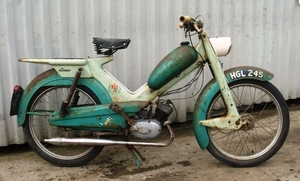 Achilles Lido 49cc 1950